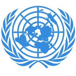 United Nations logo, wikipedia