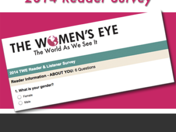 Please take our 2014 TWE Reader Survey
