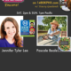 "TWE Radio Encore show with Jennifer Tyler Lee with her ""52 New Foods Challenge and Pascale Beale with her recipe book, ""Salade"""