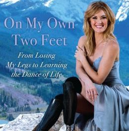 Amy Purdy book--On My Own Two Feet