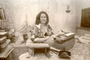 Colleen McCullough author of Thorn Birds/Photo: ABC News file