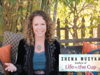 Zhena Muzyka/author Life by the Cup
