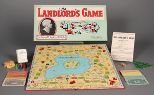Early 'Monopoly' game called Landlord's Game/Photo: New York Tribune