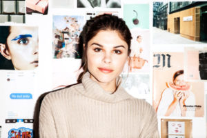 Emily Weiss, Beauty Guru for Millennials/Photo: Amy Lombard for The New York Times