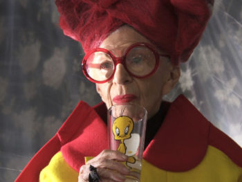 Iris Apfel/Photo; Magnilia Pictures