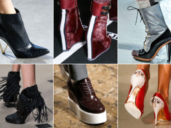 Shoes from Fashion Week 3/3/15