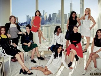 Glamour Magazine's College Women Contest