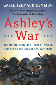 Gayle Lemmon book, Ashley's War