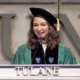 Maya Rudolph giving commencement speech at Tulane/NYTimes article