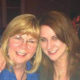 Sandy Phillips and Aurora shooting victim Jessi Ghawi/nytlive.nytimes.com