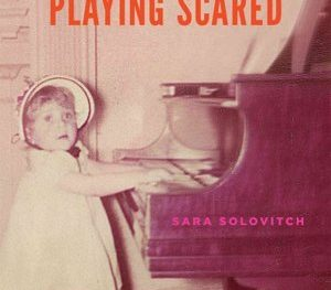 "Sara Solovitch, author ""Playing Scared""/npr.org"