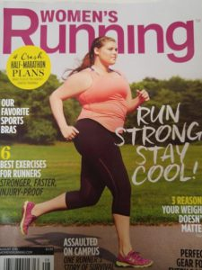 cover Women's Running Magazine