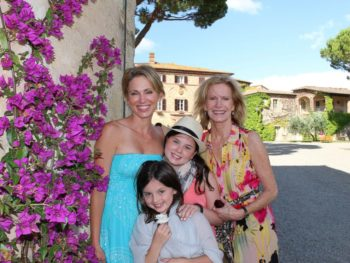 "Amy Robach and family, author ""Better""/Photo: Amy Robach"