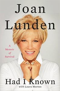 Joan Lunden's new memoir about surviving breast cancer/today.com