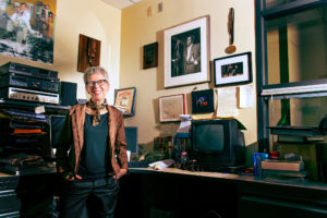 Terry Gross, host of Fresh Air/Photo: Ryan McGinley for The New York Times
