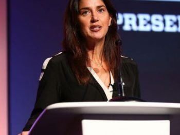 Laura Gentile, founder espnW/Photo: ESPN
