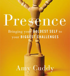 Amy Cuddy, author of Presence/Photo: Little Brown