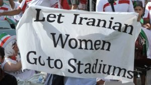 IBanners to end Iran's stadium ban on Women during Asian Cup/cnn.com