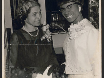Rosa Parks/Photo: Library of Congress