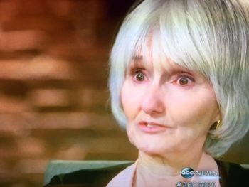Sue Klebold, mother of Columbine shooter/Photo: ABC Screenshot
