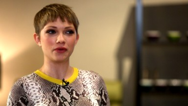 Tavi Gevinson, editor Rookie Magazine/Photo: Screenshot CNN