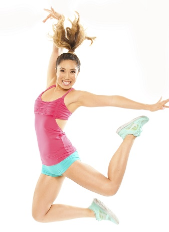 Cassey Ho, founder of Blogilates/Photo provided by Stacey Gualandi