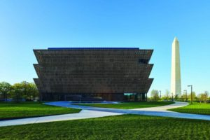 National Museum of African American History and Culture/Photo: Alan Karchmer, NMAAHC website