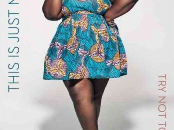 Gabourey Sidibe's new book/Photo: BOok Cover