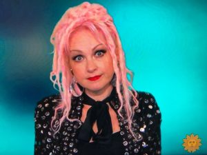 Cyndi Lauper/Photo: Screenshot CBS Sunday Morning