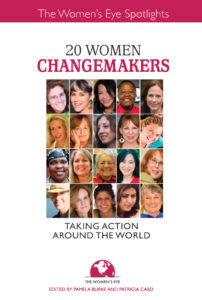 20 Women Changemakers Book | Jane Heller | The Women's Eye Magazine & Radio Show