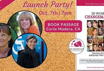 Invite to Book Passage Book Party