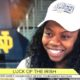 Notre Dame basketball star Arike Ogunbowale/Photo: Screenshot CBS News