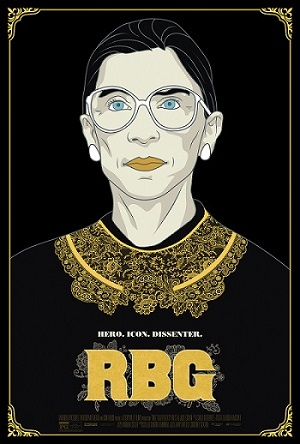 RBG Poster/Courtesy Magnolia Pictures
