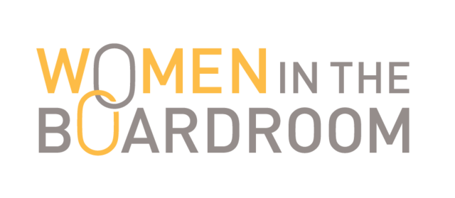 Women in the Boardroom logo/Photo Courtesy Sheila Ronning