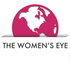 The Women's Eye Logo: Online Magazine and Radio Show