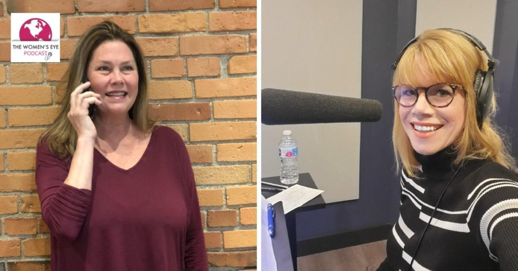 "Check out our podcast with Laura Munson, author of ""Willa's Grove,"" and TWE Host Stacey Gualandi 