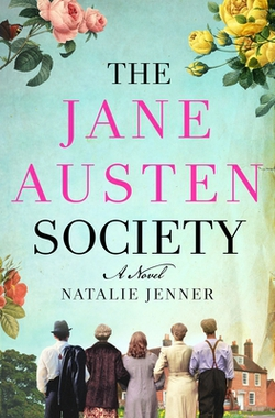 Cover The Jane Austen Society by Natalie Jenner/Cover St. Martin's Press