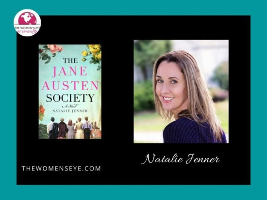 "Interview with Author Natalie Jenner on her new book, ""The Jane Austen Society"" 