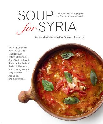 TWE Book Picks: Soup for Syria charity cookbook collected and photographerd by Barbara Massaad recommended by piemaker Beth Howard