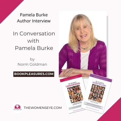 Interview with Pamela Burke, co-editor of