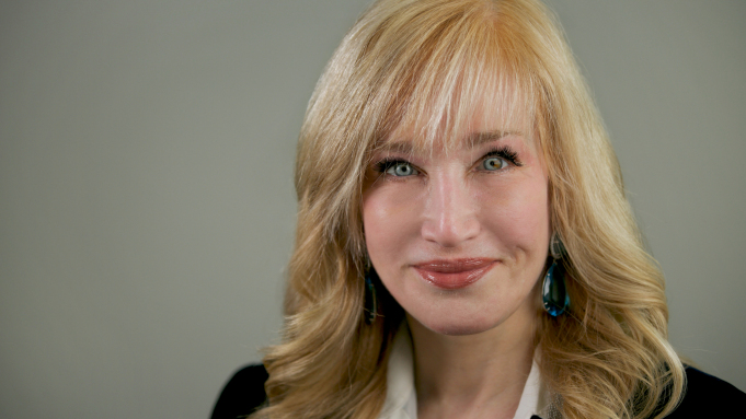 Nancy Glass, award-winning producer of tv series and founder of Glass Entertainment Group/Photo: Courtesy Nancy Glass