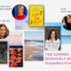 """TWE Summers Bookshelf 2021: Book Recommendations by journalists Stacey Reiss, Lindsey Seavert and Kim Covington featured in """"20 Women Storytellers"""" book by The Women's Eye Co-editors Pamela Burke and Patricia Caso 